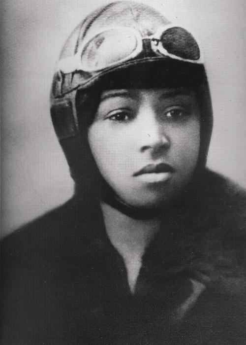 Bessie Coleman 1921