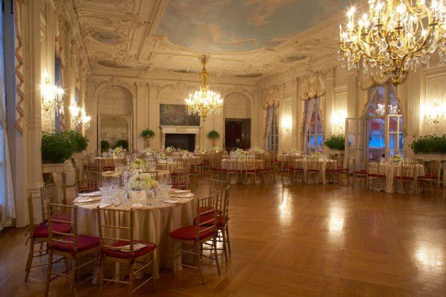 Grand Ballroom by John W. Corbett Photography