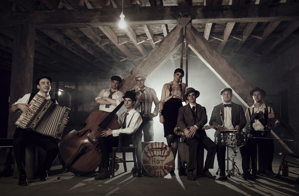 The Hot Sardines (from their website)