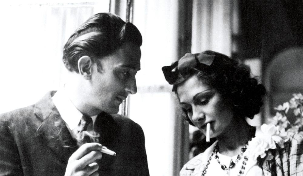 Coco Chanel and Boy Capel
