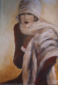 Flapper in Fur
