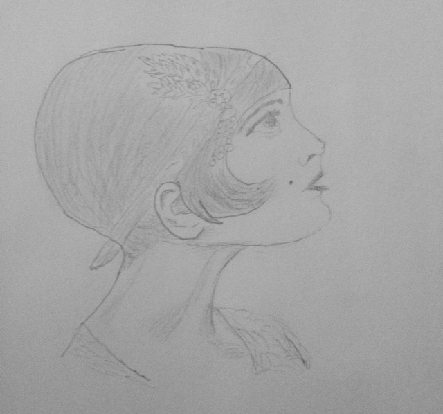 Flapper Side View