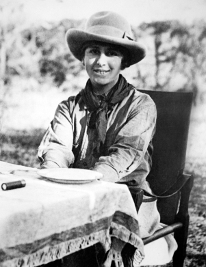 Karen Blixen - Photo courtesy of atterata.com