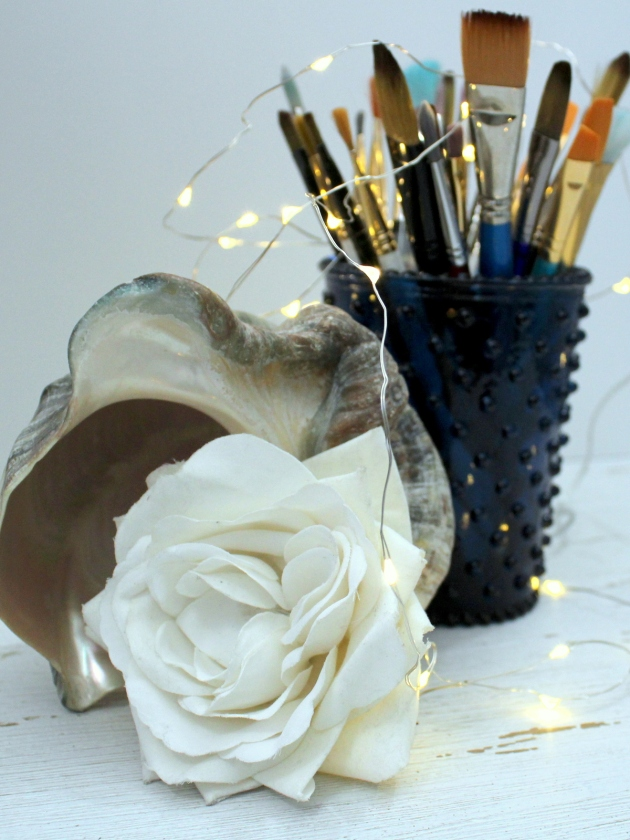 Art Supplies by Cindy Adelle Richard